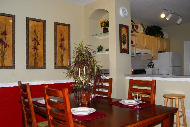 Vacation home for rent close to Disney World - Dinning Room